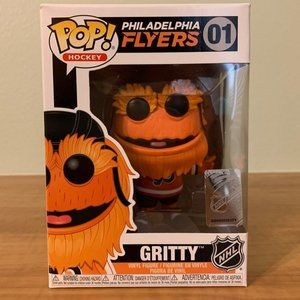 Funko Pop NHL Mascots Flyers Gritty #01
